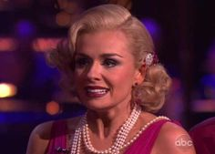 Katherine Jenkins and Mark Ballas – Quickstep – Dancing with the Stars