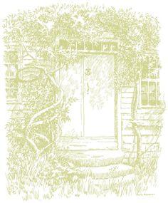 wisteria & sunshine