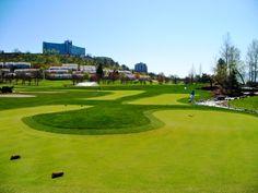 Quail Point Golf Course in Medford Oregon