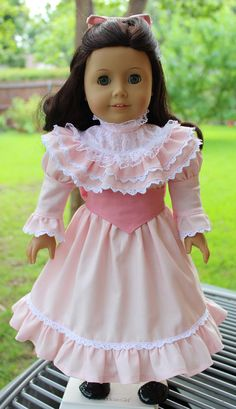 18 Doll Clothes Anne of Green Gables Diana's