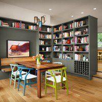Double Duty DIning Room- Practical & Elegant Design Ideas