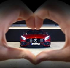 """81.3k aprecieri, 247 comentarii - Mercedes-AMG (@mercedesamg) pe Instagram: """"We know what's really in your heart. 😉 Happy Valentine's Day from Mercedes-AMG! #MercedesAMG #AMG…"""""""