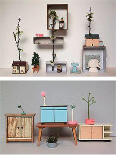 cute dollhouse furniture