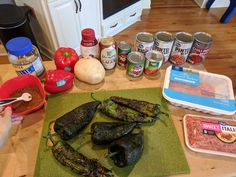 I'm not fond of the runny chili's that are too heavy on tomato flavor, so for my recipe I have the right ... Pressure Cooker Recipes, Slow Cooker, Competition, Crafty, Camping, My Recipes, Instant Pot, Mom, Table