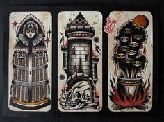 oh modern world - sergey-vaskevich: Traditional Tattoo Old School, Traditional Tattoo Design, Traditional Tattoo Flash, Tattoo Sketches, Tattoo Drawings, Tattoo Ink, Body Art Tattoos, Sleeve Tattoos, Leg Tattoos