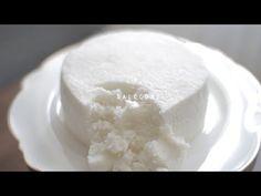 하루가 지나도 노화없는 촉촉한 말랑설기 만들기 - YouTube Korean Rice Cake, Korean Dessert, Buttercream Flowers, Asian Desserts, Rice Cakes, Korean Food, Icing, Deserts, Food And Drink