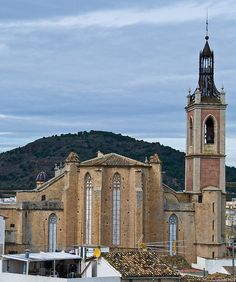 Churches and Cathedrals Of The World - Santa  María de Sagunto, Spain