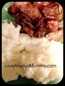 Crock Pot BBQ Pork - Oh so delicious!
