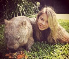 steve irwin | Bindi Irwin At 14: 'Crocodile Hunter' Steve Irwin's Daughter Is A ...