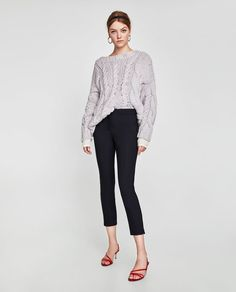 ZARA - NEW COLLECTION - JOGGER TROUSERS