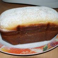 Tvarohová bábovka z domácí pekárny  http://recepty.vareni.cz/tvarohova-babovka-z-domaci-pekarny/