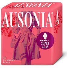 Producto de higiene femenina, su nombre procede del nombre poético en latín de Italia Ausonia-ae