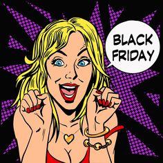 """Fino a sabato 28 novembre """"black friday prolungato"""" con sconto del 10% inserendo il codice """"BLACK"""" al momento dell'ordine sul nostro sito www.cinomania.com"""
