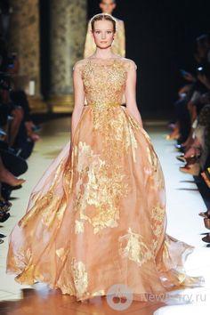 Elie Saab Haute Couture осень-зима 2012-2013