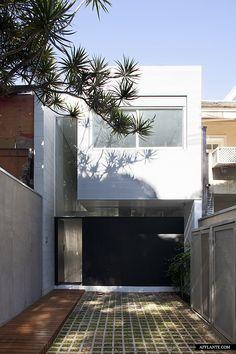 Casa 4×30 // CR2Arquitetura  2  Architecture  Interior   São Paulo