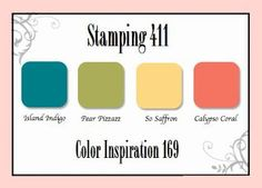 Stamping 411 Color Inspiration 169