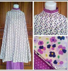 Fashion Sewing, Fashion Kids, Womens Fashion, Muslim Fashion, Hijab Fashion, Abayas, Hijabs, African Wear, Scarfs