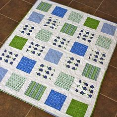 The Dixie Chicken Quilts: Turtle Quilt