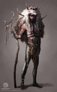 noisy-pics: Characters Concept Art for Far Cry... - myD&D