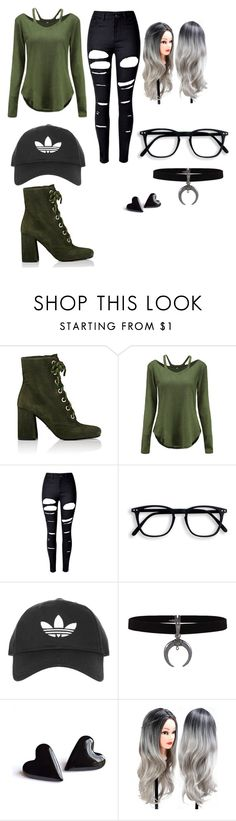 """Untitled #108"" by nasteexomohamud on Polyvore featuring Prada, WithChic and Topshop"