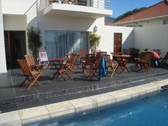 4* Aristotle Guesthouse, Humewood, Port Elizabeth, South Africa. Our Social Media contacts will get special rates when booking through any of our social media pages.