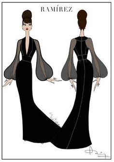 Endless Love, All Black, My Style, Womens Fashion, Fashion Illustrations, Fashion Design, Image, Dresses, Google