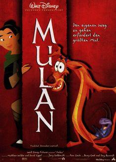 Poster zum Film: Mulan