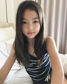 Beautiful Little Girls, Cute Little Girls, Beautiful Asian Girls, Pretty Girls, Young Girl Fashion, Preteen Girls Fashion, Little Girl Models, Child Models, Asian Cute