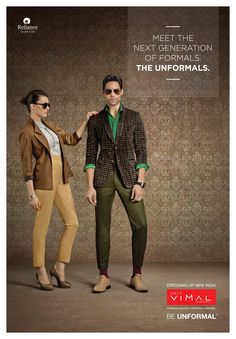 Fantastic, Fetching & Fascinating, Welcome the next generation of formals The #Unformals