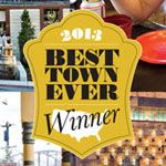 The best places to live in America   -Outside's Best Towns 2013 -OUTSIDE MAGAZINE, SEPTEMBER 2013  - AUGUST 12, 2013