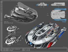 Sacagewea Class - Star Trek Online