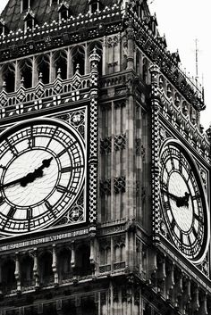Big Ben is my favorite London sight. This comes from my Etsy shop: Around in 80 Frames