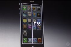 Apple debuts long-awaited iPhone 5 with 4-inch display