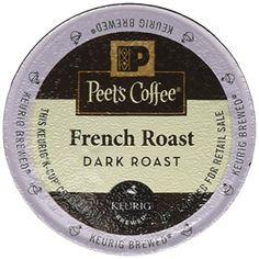 Peet's French Roast Single K-Cups by Peet's Coffee 120