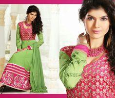 Indian+salwar+Kameez/Salwar+Suit+Anarkali+Salwar+by+Lootvila,+$59.99
