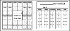 Read-to-Self Checklists, Sticker Charts, and Weekly Logs! Reading Intervention Strategies, Read To Self, Sticker Chart, Independent Reading, Student Motivation, Reading Time, Dry Erase Markers, Monitor, Track
