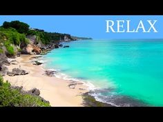 Relaxaton: RELAXING MUSIC with Gentle Sound of Water and Nature - YouTube