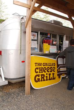 The Grilled Cheese Grill from Your Homebased Mom- this blog has a section of things to do/places to eat in Portland. Pretty cool!