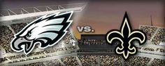 The #eagles and the #saints will faceoff tonight at 8:30pm. Will you be watching? #prtc