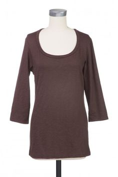 Type 2 Coffee 3/4 Sleeve Soft-T - $22.97