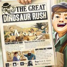 The Great Dinosaur Rush on BoardGameGeek