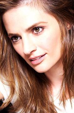 Actress Stana Katic is photographed for Self Assignment on December 13, 2015 in Los Angeles, California.