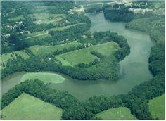 Protected Riparian Zone - Chesapeake Bay