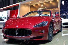 Maserati GranCabrio Sport #Maserati #LonghornRacing