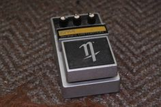 Nobels DT-1 Straight Distortion Guitar Effects Pedal
