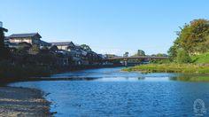 Isuzu River @ Ise, Japan
