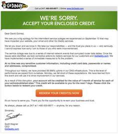 Cómo redactar una muy buena disculpa a tus clientes.