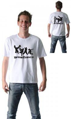 Camiseta Breakdance por apenas R$45.90