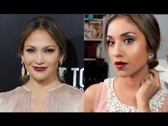 J Lo's Fall Vampy Makeup Tutorial