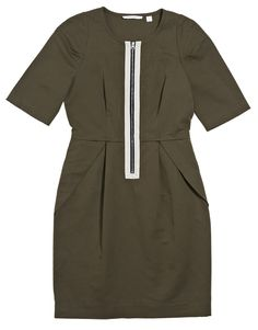 Dress from Trenery. is trending at Westfield New Zealand. Safari Chic, The Draw, Cargo Pants, Casual Chic, Midi Skirt, Dresses For Work, Female, My Style, Womens Fashion